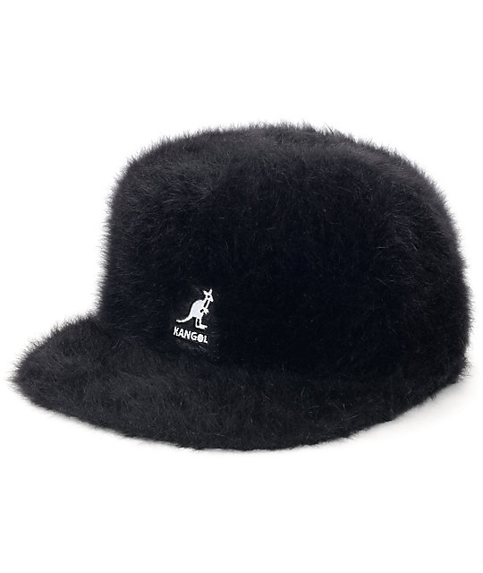 Kangol Furgora Links Black Baseball Hat  b59854afaa5