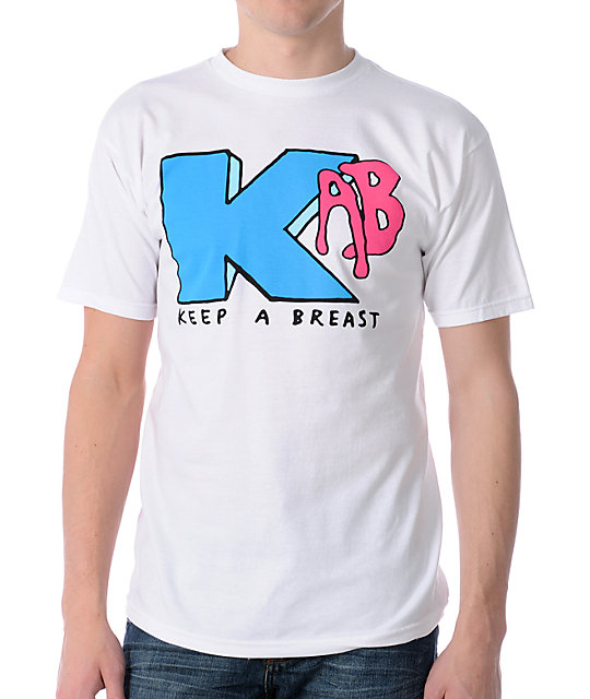 Keep A Breast Foundation I Want My KAB T-Shirt