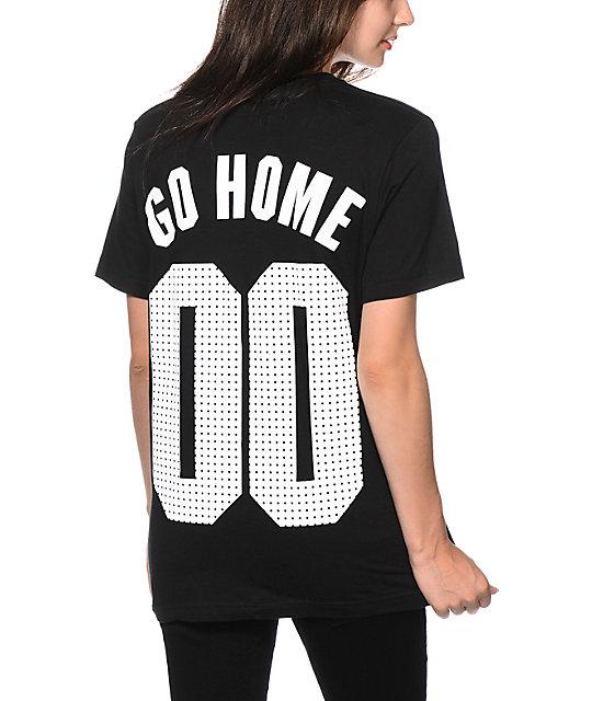 3e17cb5c7cc4e6 Kill Brand Go Home 00 T-Shirt