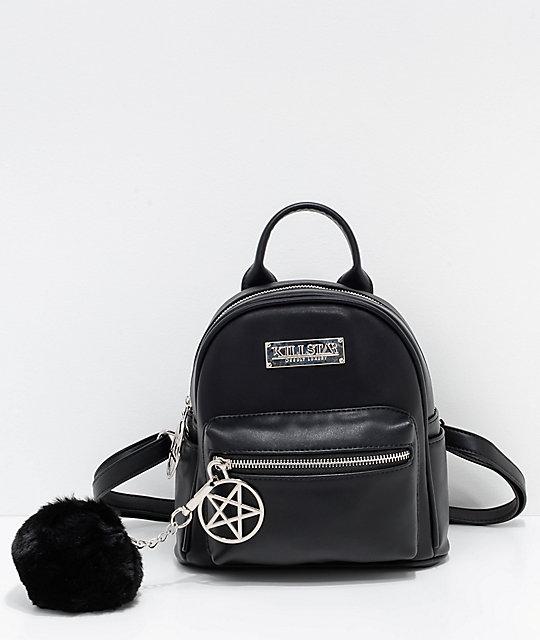 4efc1666c Killstar Darcy Black Mini Backpack