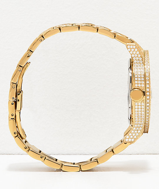 King Ice Don 14k Gold Watch