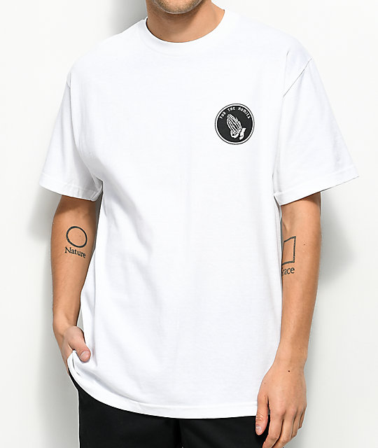 Know Bad Daze Homies White T-Shirt