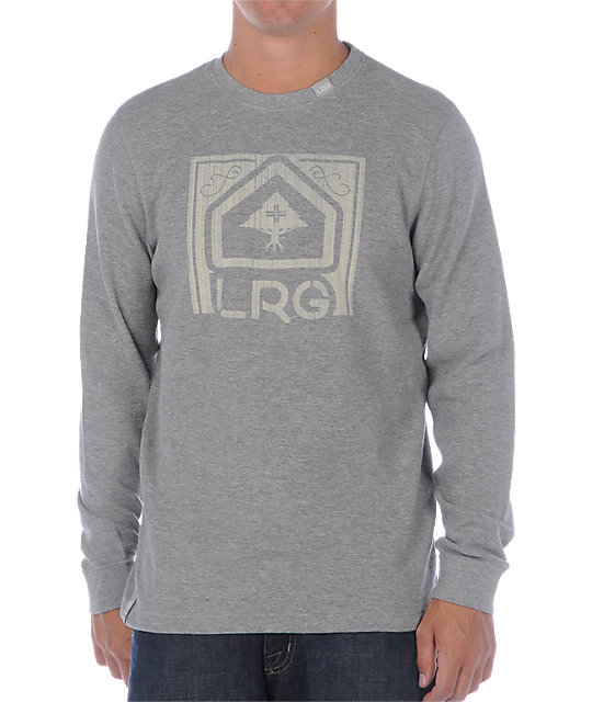 LRG Built From Hardwork Ash Thermal