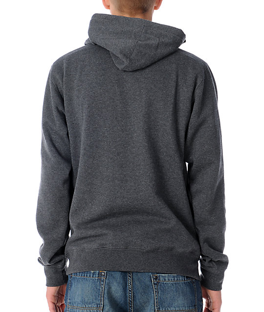 LRG CC Charcoal Pullover Hoodie