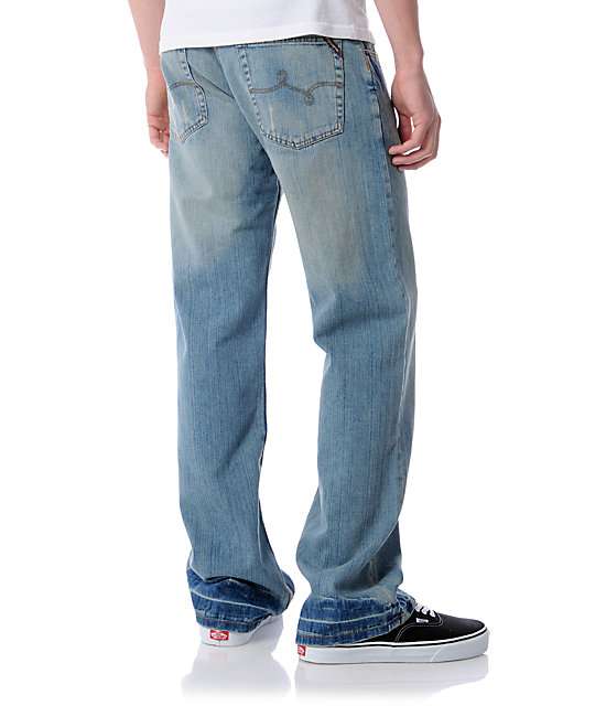 LRG CC MC Light Blue Jeans