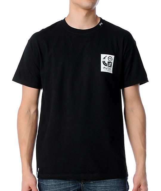 LRG CC Two Black T-Shirt