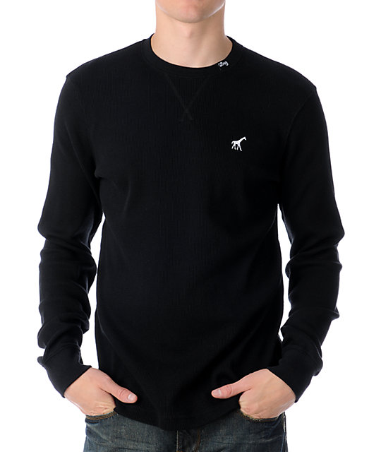LRG Core Collection Black Thermal