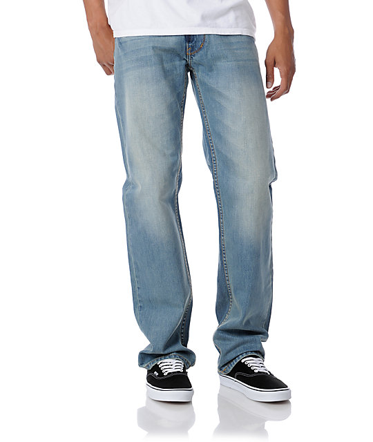 LRG Core Collection TS Light Wash Jeans