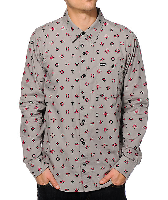 A Button Up Shirt