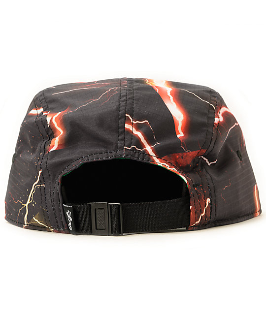LRG Cycling 5 Panel Hat