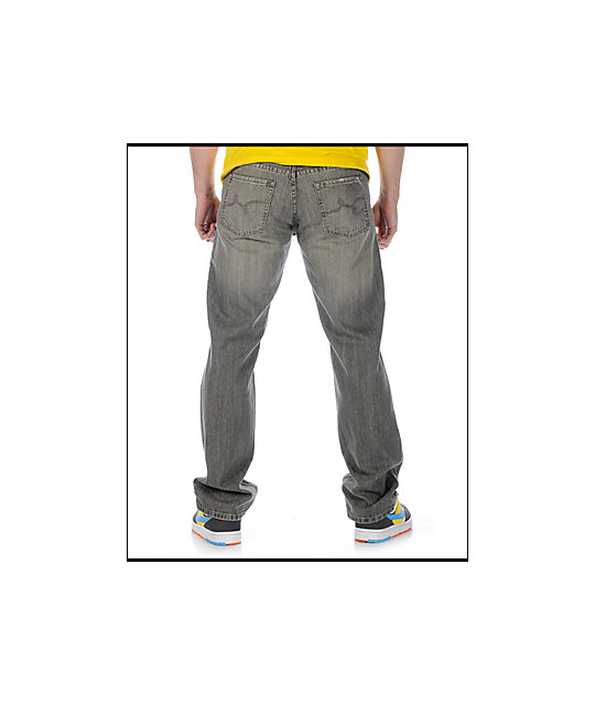 LRG Grass Roots TS Grey Jeans
