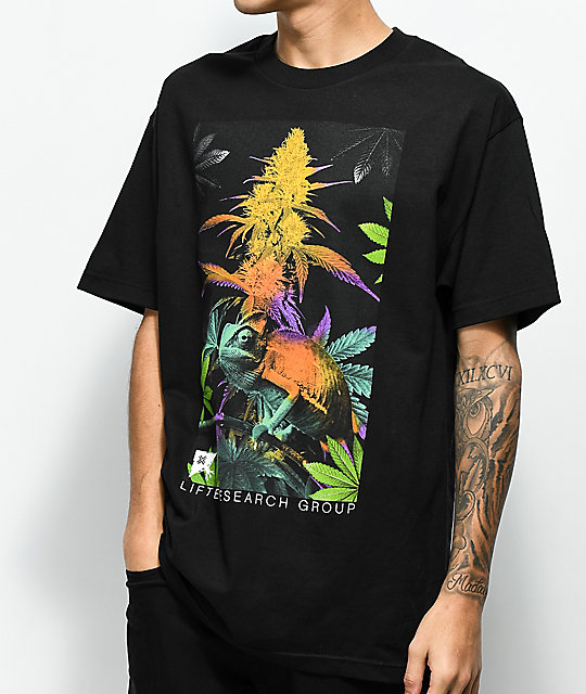 LRG Kush Black T-Shirt