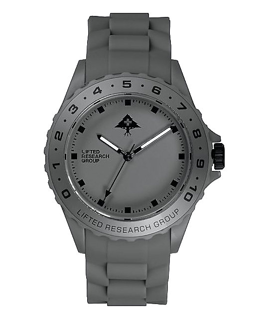 LRG Latitude Grey Analog Watch