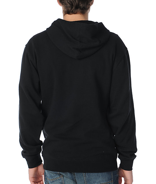 LRG Plant For Tomorrow Black Pullover Hoodie