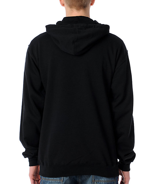 LRG So Brilliant Black Pullover Hoodie
