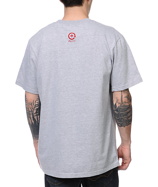 LRG South Sider Heather Grey T-Shirt