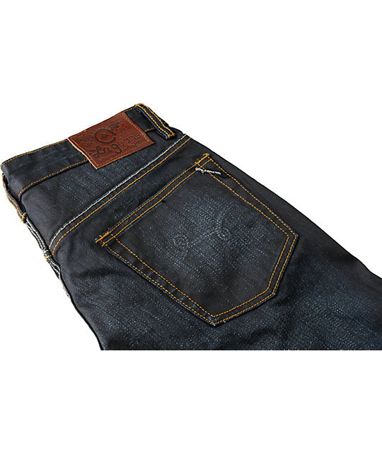 LRG Unnatural Palette Indigo Regular Fit Jeans