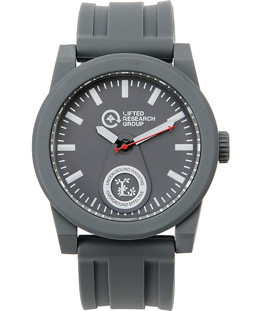 LRG Volt Grey Analog Watch