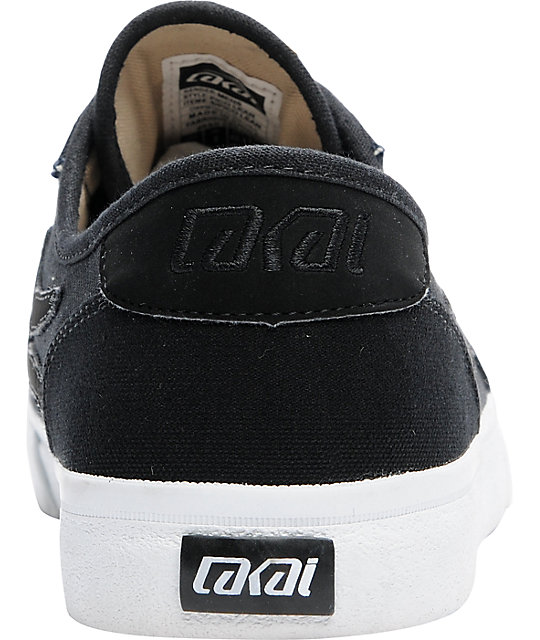 Lakai Pico Lean Canvas Shoes