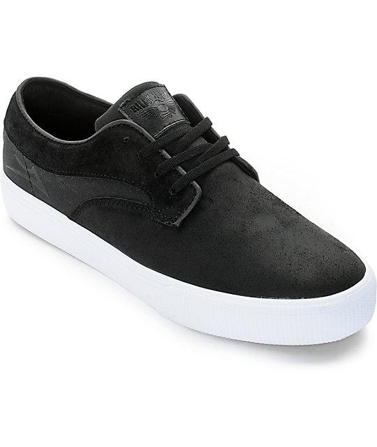 Lakai Riley Hawk Oiled Suede Skate Shoes ...