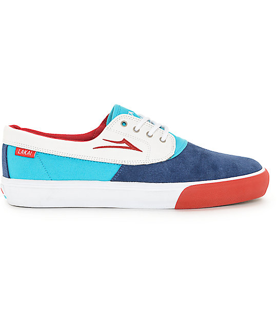 0bb04537c70887 ... Lakai x Workaholics Camby Skate Shoes