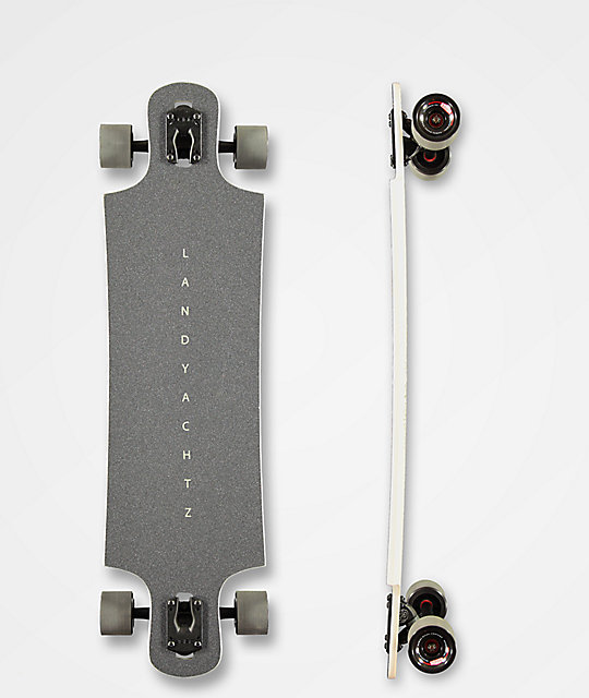 Landyachtz White Oak Drop Hammer 36
