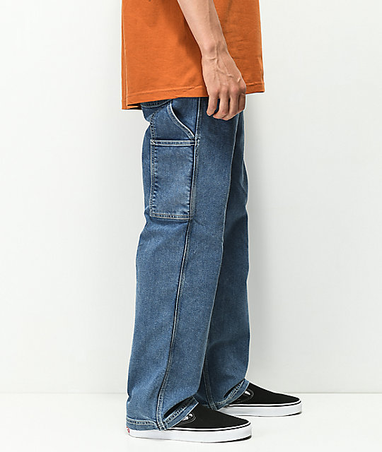 Levi's Skateboarding Carpenter Blue Jeans