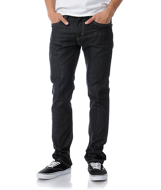 Levis 511 Rigid Dragon Skinny Jeans