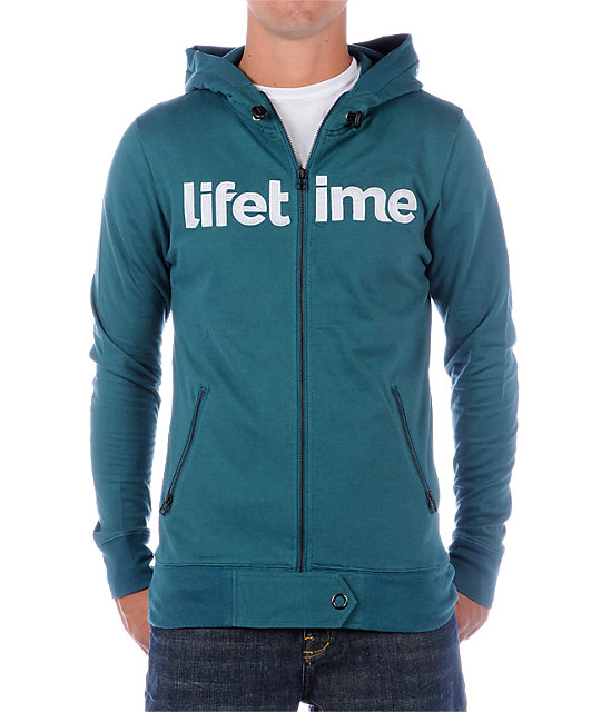 Lifetime Collective Photo Incentives Blue Hoodie
