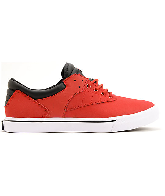 ... Lil Wayne x Supra SPECTRE Griffin Red Express TUF Shoes 9f8cfecbfb
