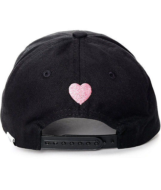 Local Heroes Girls Rock Snapback Baseball Hat
