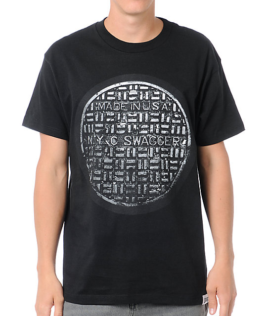 Local Legends Swagger Black T-Shirt