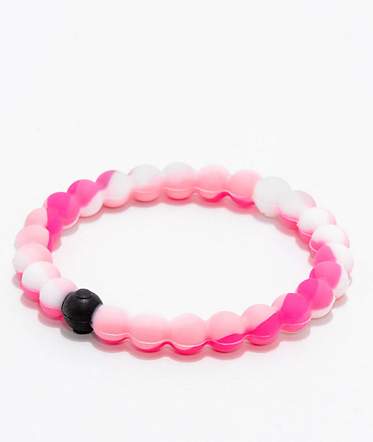 Lokai Pink T Cancer Awareness Bracelet