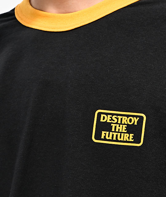 Loser Machine Destroy Box camiseta negra