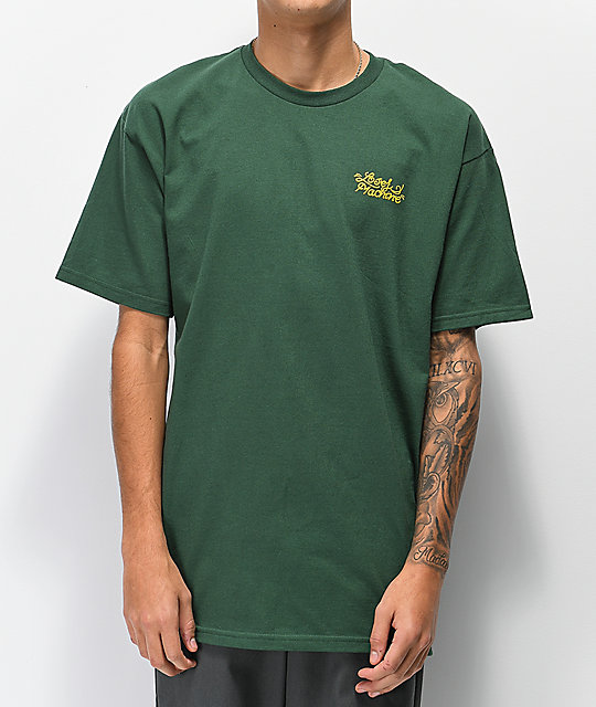 Loser Machine Liberty Forest Green T-Shirt