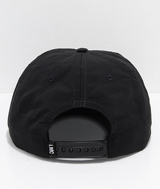 Loser Machine Lompoc Black Snapback Hat