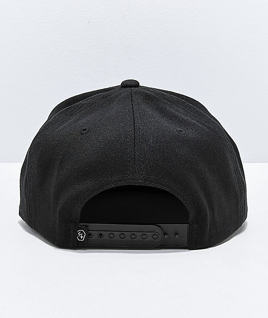 0cac031712479 ... Lurking Class By Sketchy Tank Black Snapback Hat