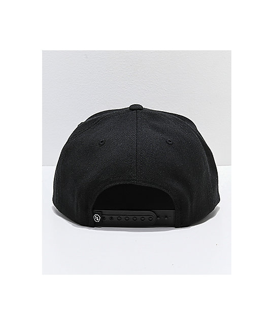 621196c2bce9c ... Lurking Class By Sketchy Tank Good Times Black Snapback Hat