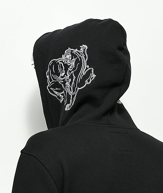 Lurking Class By Sketchy Tank Lurking Class Karma Black Hoodie
