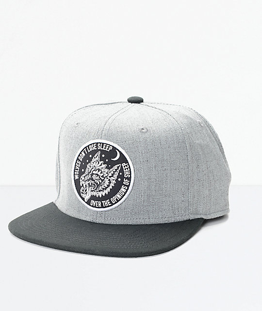 Lurking Class By Sketchy Tank Opinions Snapback Hat