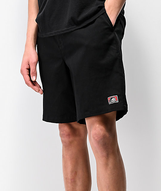 Lurking Class by Sketchy Tank Barb Black Chino Shorts