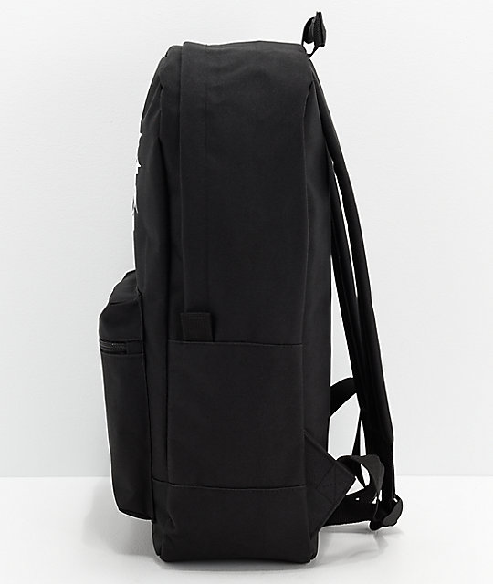 Lurking Class by Sketchy Tank Run Black Backpack