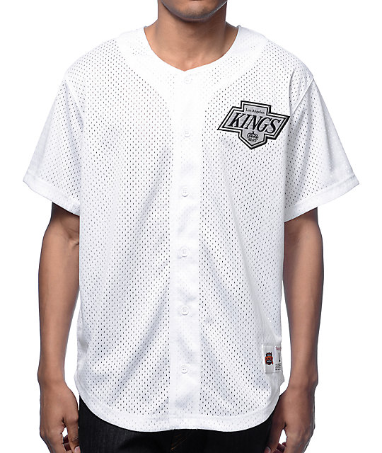 la kings baseball jersey
