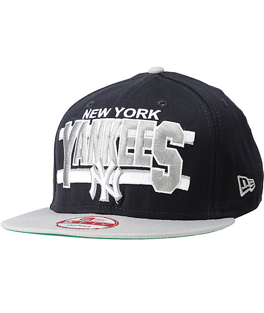 MLB New Era New York Yankees World Star Snapback Hat