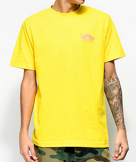 Made In Paradise High, How Are You Yellow T-Shirt