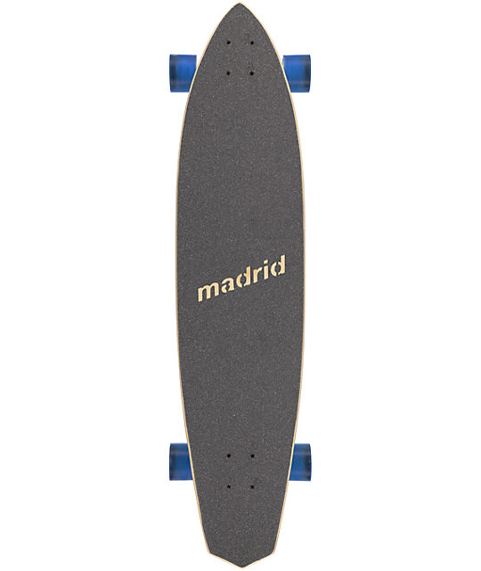 "Madrid Dude Native 38.75""  Longboard Complete"