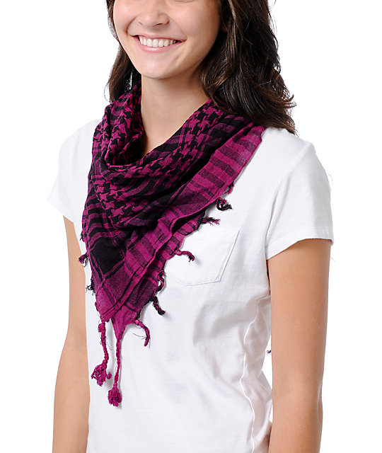 Magic Touch Keffiyeh Desert Scarf