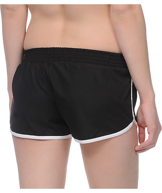 Malibu Hula Honey Black Board Shorts