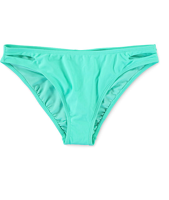 aeeaa6e488059 Malibu Island Cutout Hipster Mermaid Bikini Bottom | Zumiez