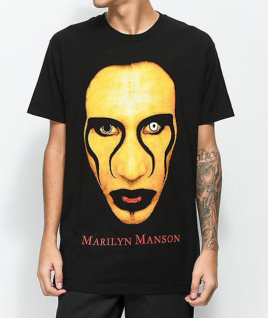 ff814282f95 Marilyn Manson Sex Is Dead Black T-Shirt